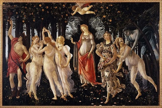 Primavera Botticelli Tour in Florence